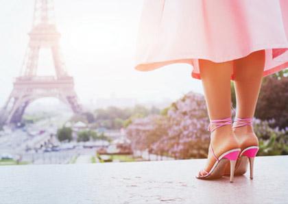 Le look de la parisienne