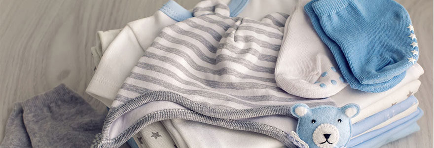 vêtements choisir pour son bébé