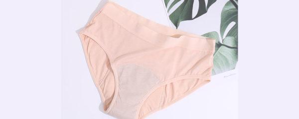 culottes menstruelles réutilisables